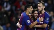 6 Tahun Bela Barcelona, Rakitic Tak Akrab dengan Messi-Suarez