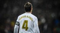 Sergio Ramos Sebaik-baiknya Pemain Real Madrid