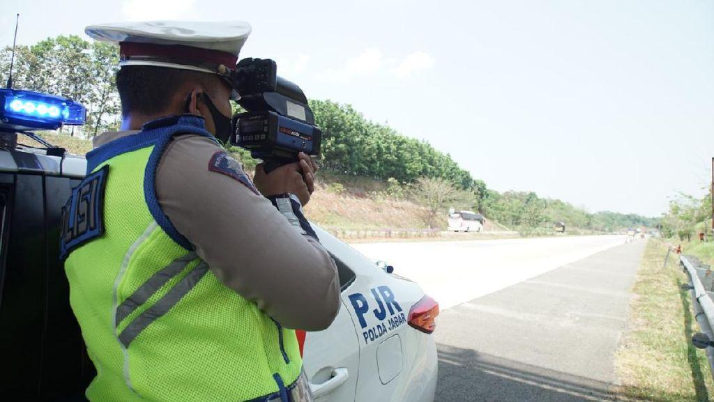 Ada Speed Gun di Tol Cipali, Awas Jangan Ngebut-ngebut
