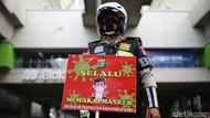 6 Hari Operasi Yustisi, 668 Pelanggar Tak Bermasker di Lombok Tengah Ditindak