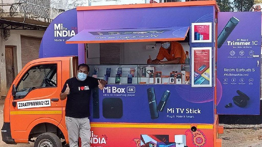Xiaomi Jualan Pakai Mobil Van, Incar Pedesaan