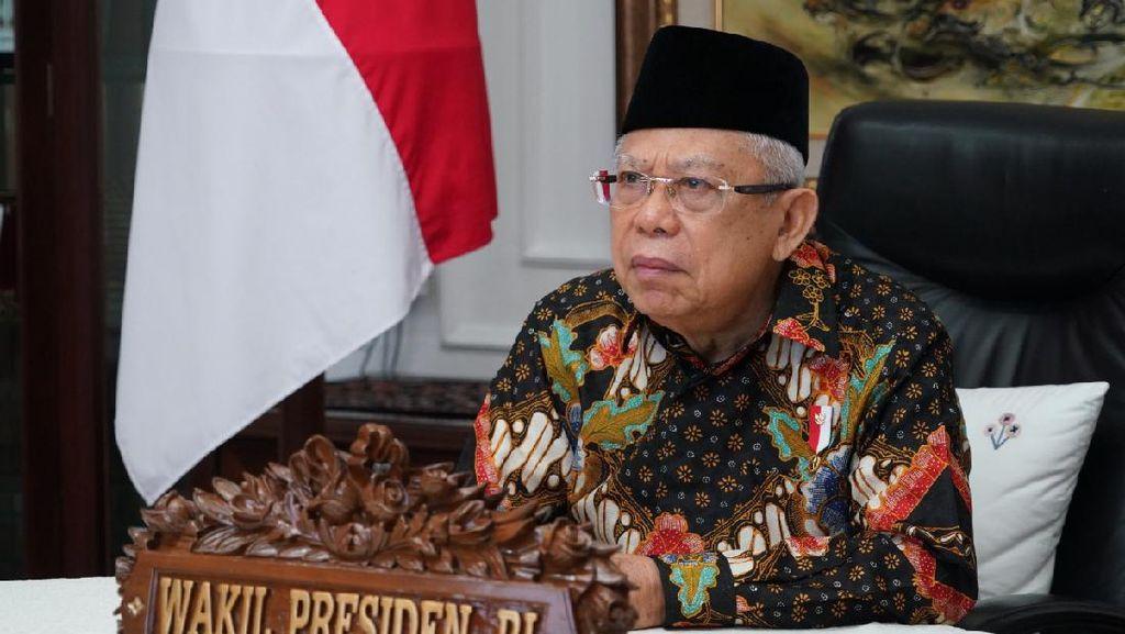 NasDem Kecam Foto Maruf Amin Disandingkan Kakek Sugiono: Cari Pelakunya!