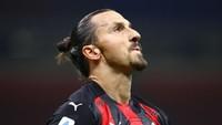 Pesan Ibrahimovic ke AC Milan Supaya Raih Scudetto
