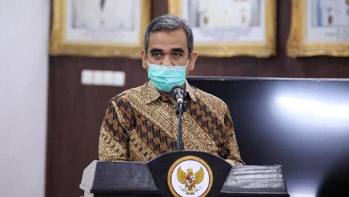 Partai Gerindra memberikan bantuan 5.000 alat tes PCR dan enam unit ventilator kepada Pemprov Lampung. Bantuan ini untuk penanganan kasus Corona di Lampung.