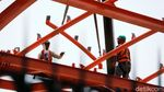 Beri Kenyamanan Penumpang, Peron di Stasiun KA Bekasi Ditambah