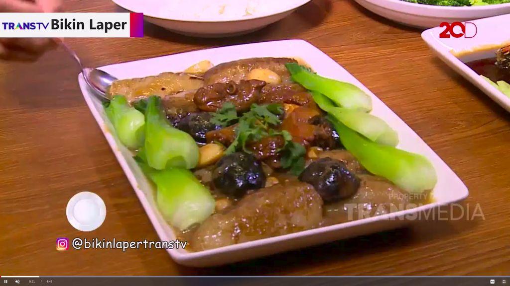 Bikin Laper! Puas Makan Mun Haisom hingga Scallop Cah Brokoli