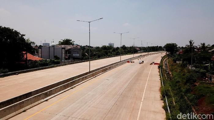 PT Jasa Marga (Persero) mengaku kesulitan dalam mengebut proyek jalan tol yang sedang digarap imbas pandemi Corona. Salah satunya proyek Tol Serpong-Cinere.
