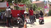 38 Warga Positif COVID-19 dan 6 Meninggal, 7 Desa di Sumenep Di-lockdown