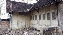 Rumah Tua Milik Eks Bupati Gunungkidul Viral, Mentereng Pada Masanya