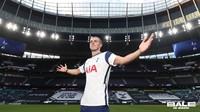 Ini Dia Alasan Bale Lebih Pilih Tottenham daripada MU