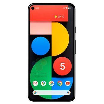 Render terbaru Google Pixel 5