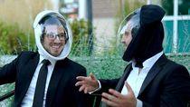 Helm Ini Dirancang Cegah Corona, Respon Netizen Bikin Ngakak
