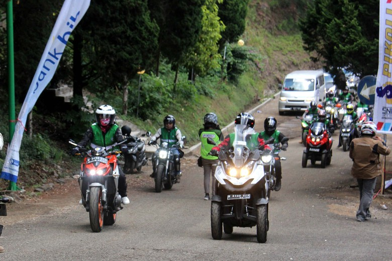 IMI akan Bikin Panduan Konvoi Motor