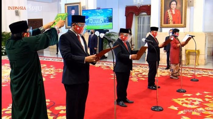 Jokowi Resmi Angkat Purbaya, Orang Dekat Luhut yang Jadi Ketua DK LPS