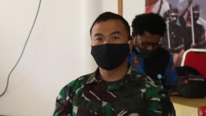 Kapendam XVII/Cenderawasih Letkol Arm Reza Nur Patria