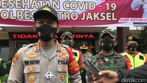 Polisi Cek CCTV Jalan-Restoran di Lokasi Penyerangan Warga di Pesanggrahan