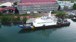 Ini Dia Orca 03, Kapal Pemburu Illegal Fishing di Natuna Utara