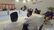 Tiga Paslon Ditetapkan KPU Jadi Kontestan Pilbup Bandung