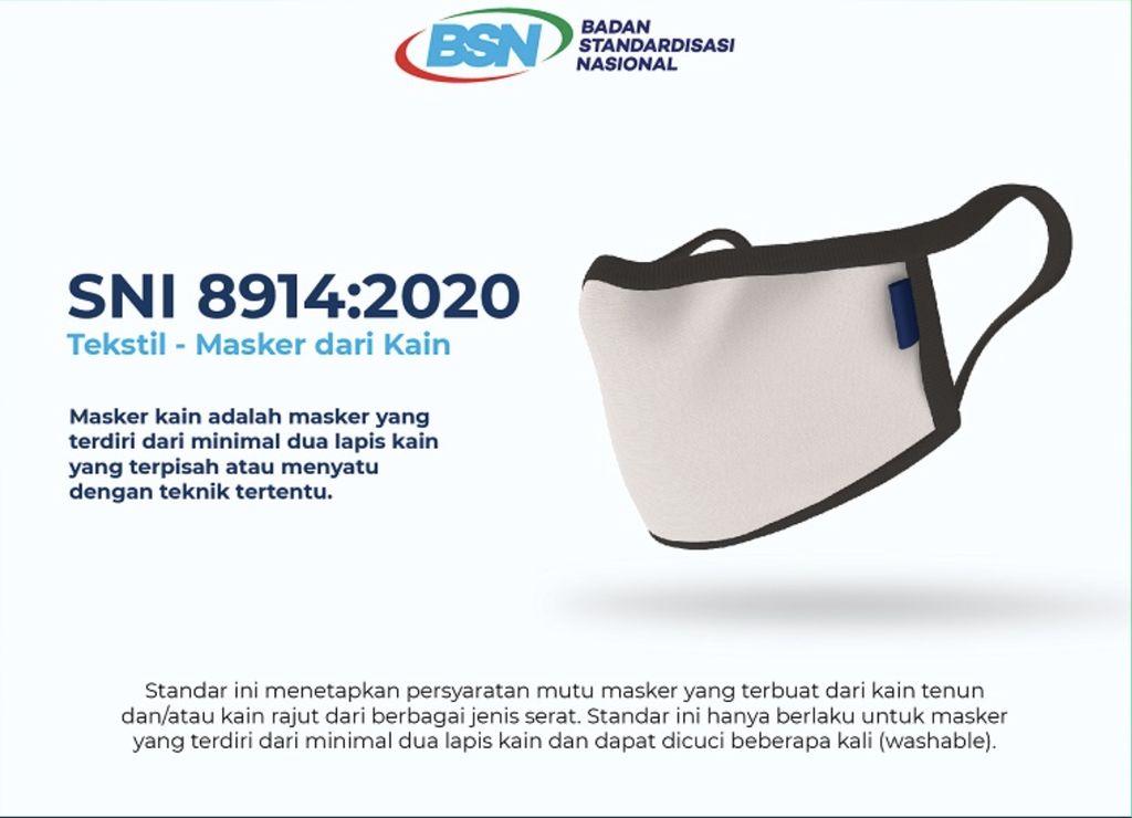 Masker (Dok.BSN)