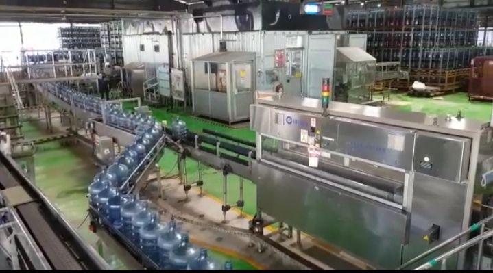 Pabrik PT Aqua Golden Mississippi sempat ditutup imbas terdampak banjir bandang di Sukabumi. Kini pabrik itu tengah pulihkan operasinya. Seperti apa kondisinya?