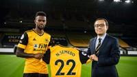 Resmi! Nelson Semedo Gabung Wolverhampton Wanderers dari Barca