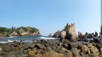 Ini 5 Fakta Menarik Pantai Gigi Hiu Lampung