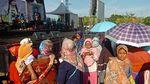 Wakil Ketua DPRD Kota Tegal Gelar Dangdutan di Tengah Pandemi