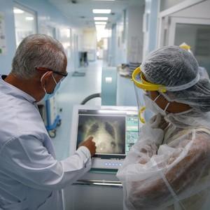 Dokter Tertular COVID-19 Meninggal Tak Dapat Ventilator di RS Tempatnya Kerja
