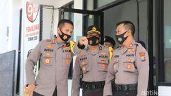 Penetapan Paslon untuk Pilbup Tuban Dijaga Ketat Puluhan Polisi