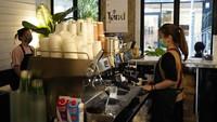 Potret Kafe Ganja di Hong Kong