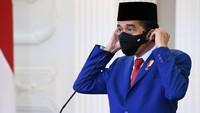 Jokowi Beri Deadline 2 Minggu Rencana Vaksinasi Virus Corona
