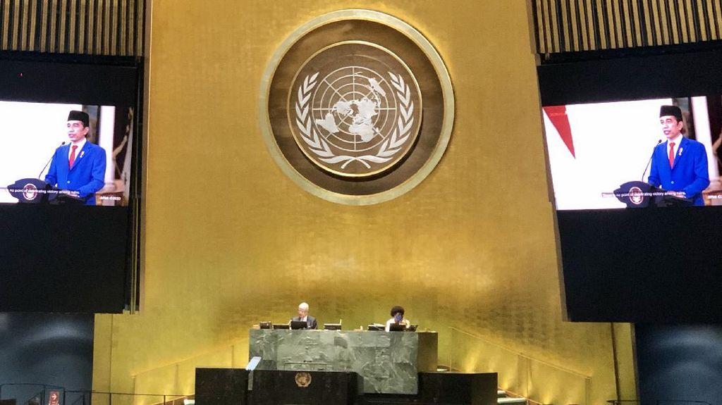 Upaya Jokowi agar Semua Negara Dapat Akses Setara Vaksin Corona