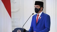 Jokowi Ungkap Progres Penyaluran Bantuan Sosial Rp 203,9 T