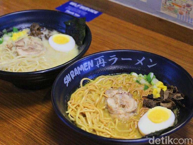 Sai Ramen: Di Sini Tempat Makan Ramen Berkuah Kental Asli Kyoto