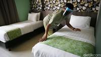 Begini Prosedur untuk Isolasi Mandiri Gratis di Hotel
