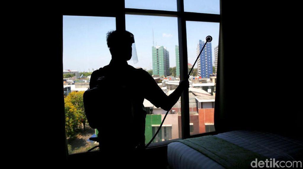 OTG Corona Bisa Isolasi Mandiri Gratis di Hotel, Ini Syaratnya