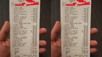 Hedon! 5 Orang Ini Habiskan Jutaan hingga Miliaran Rupiah Untuk Makan di Resto