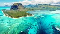 Foto: Air Terjun Bawah Laut yang Unik
