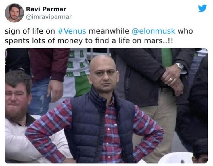 Kehidupan di venus