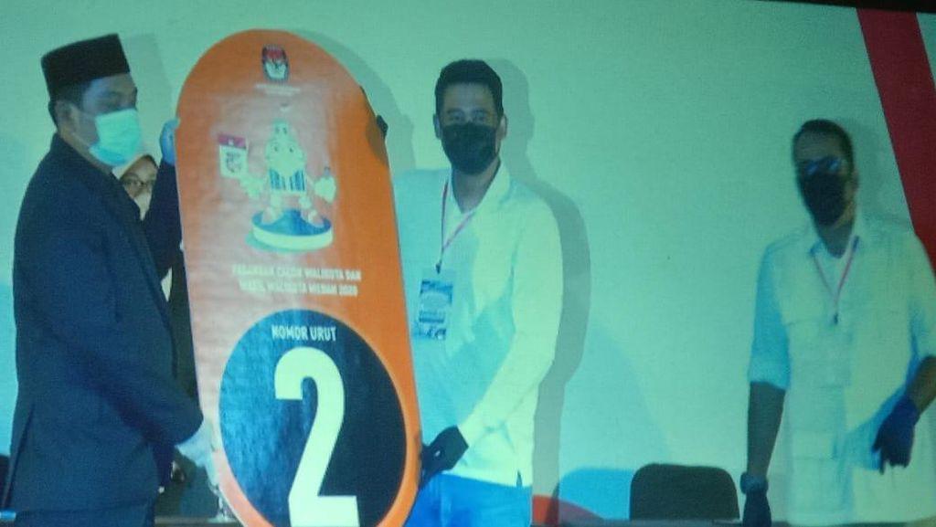 Bawaslu Medan: Kubu Bobby Tak Penuhi Protokol Corona di Kampanye Hari Pertama