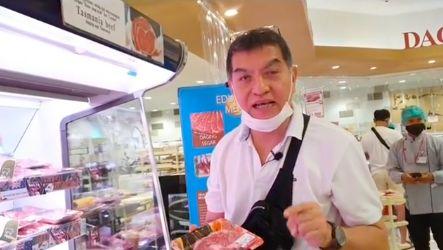 Chef Vindex Tengker
