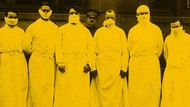 Novel-novel Ini Gambarkan Kengerian dan Trauma di Balik Pandemi Corona