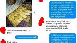 Curhat Penjual Roti Viral, Dapat Pesanan 12 Boks Hanya Dibayar 1 Boks