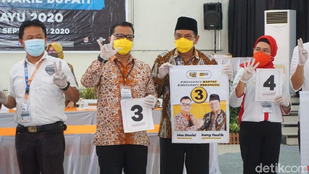 Resmi Cabup Indramayu, Daniel Muttaqien Mundur dari DPR RI