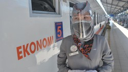 28 September, Bayar Tiket Kereta 75%