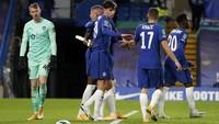 Piala Liga Inggris: Havertz Hat-trick, Chelsea Gulung Barnsley 6-0