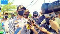 Diduga Provokator, 1 Warga Dompu Diamankan di Demo Pendukung Paslon SUKA