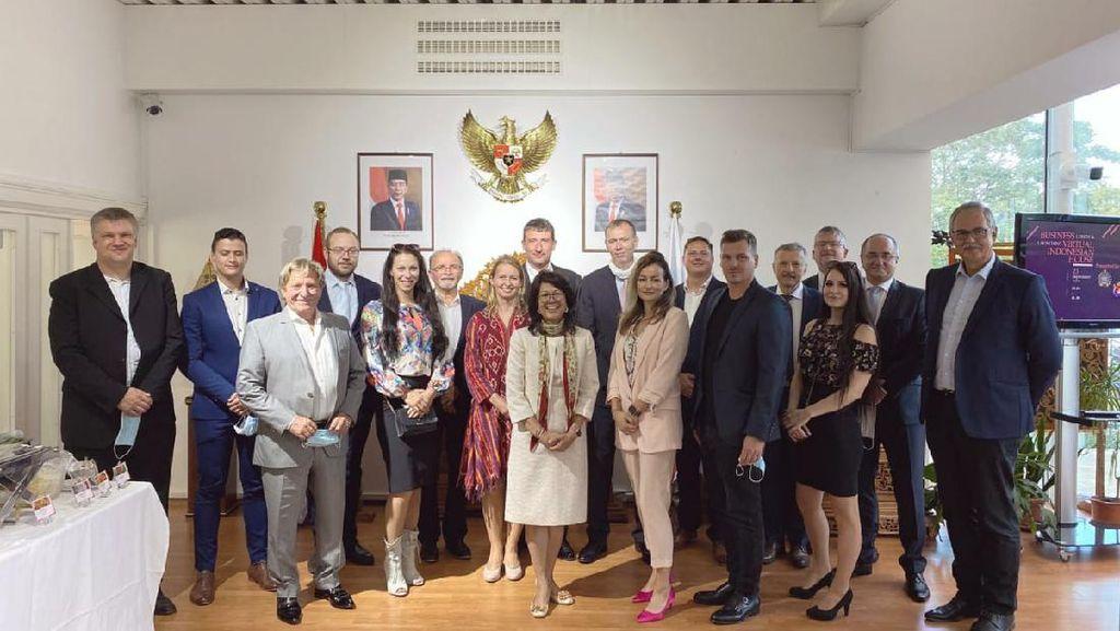 Perkuat Kerja Sama, KBRI Bratislava Luncurkan Virtual Indonesian House