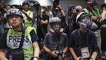 Pemerintah Hong Kong Batasi Liputan Demo, Jurnalis Protes