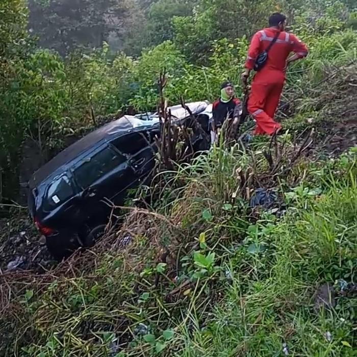 Kecelakaan di Cianjur.